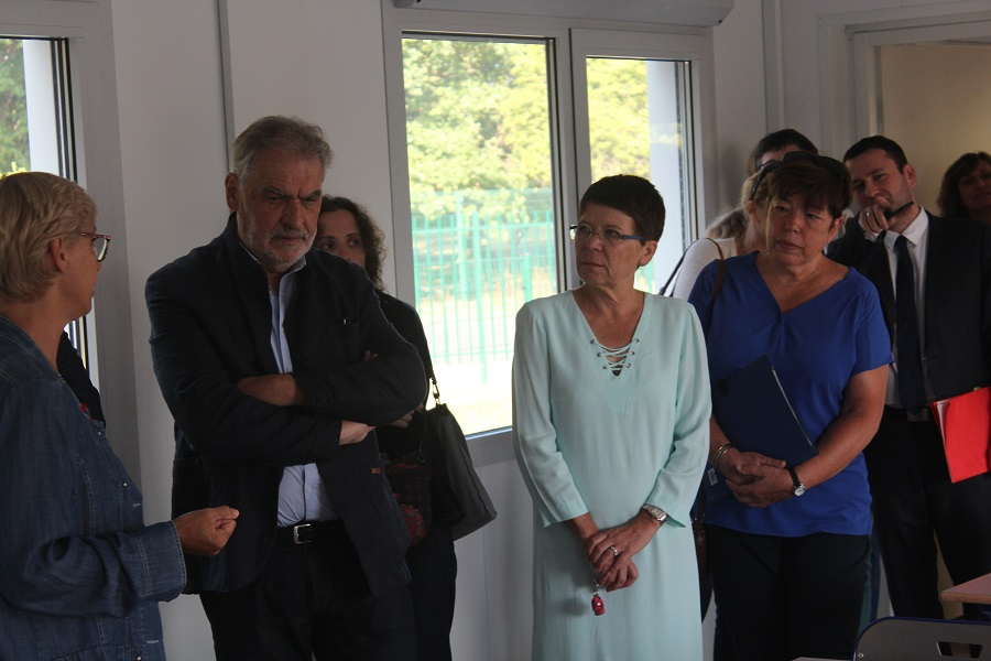 1,5 million d'euros de travaux au collège Korczak