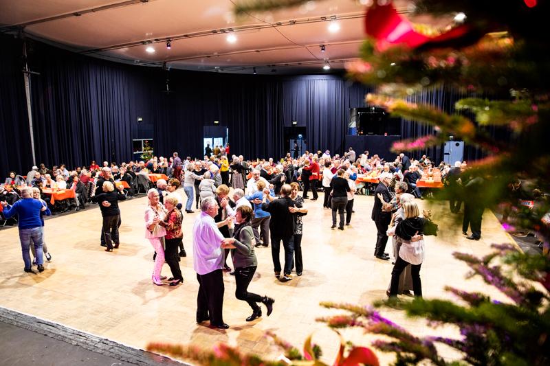 300 séniors au Choco-dansant