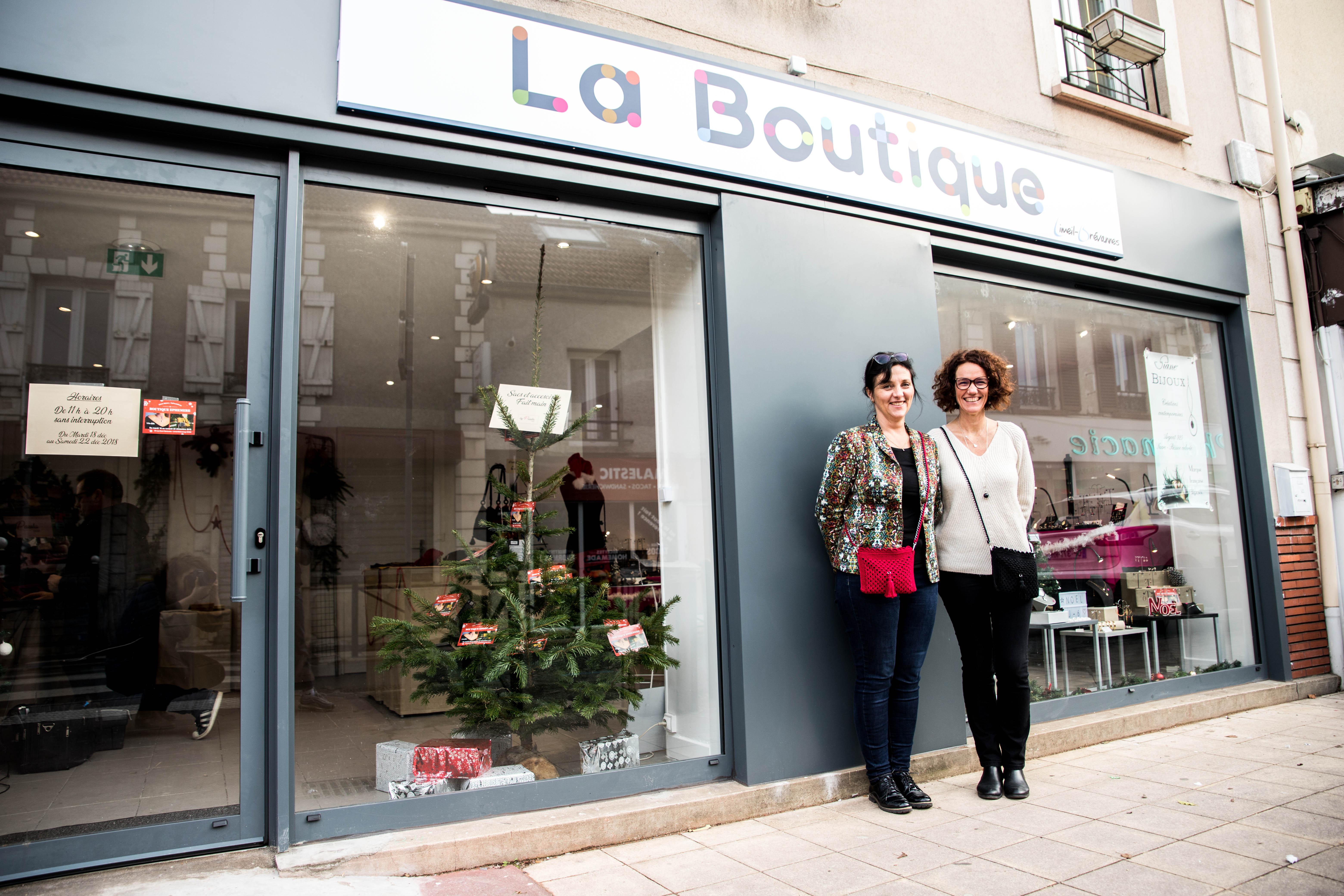La Boutique, Siane et ByPaula Paris