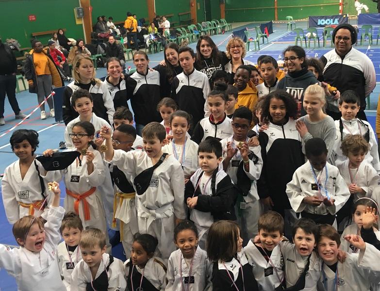 139 jeunes combattants à la 3e coupe brévannaise