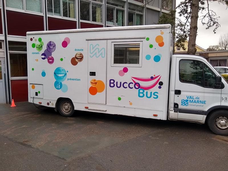 Le Bucco Bus dans les écoles brévannaises