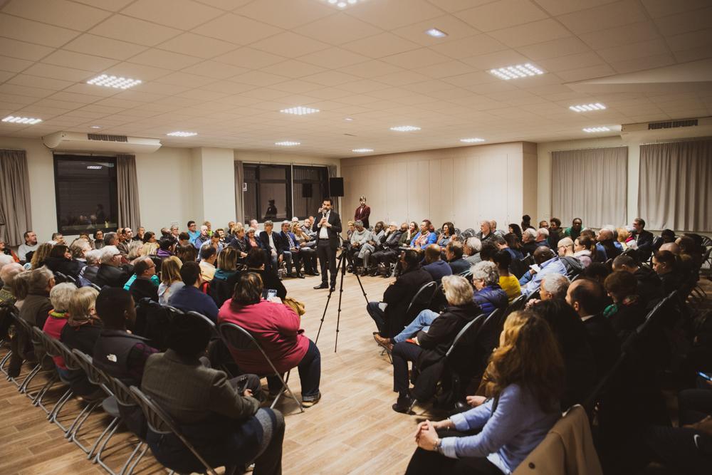 130 Brévannais au Grand débat national
