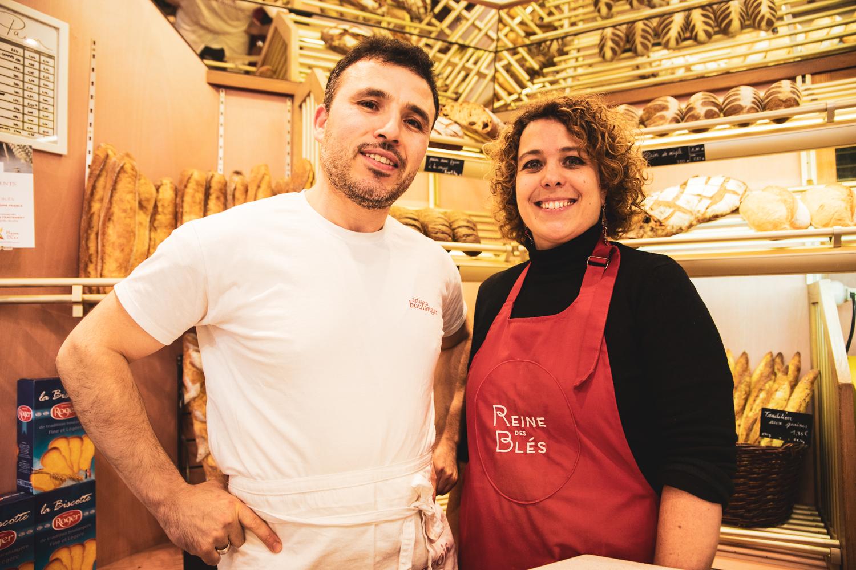 «Au fil du pain», la nouvelle boulangerie-pâtisserie artisanale