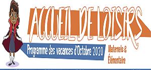 Programme Vacances Accueil de Loisirs