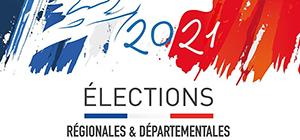 Les élections régionales et départementales les 20 et 27 juin