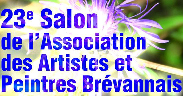 Salon de l'Association des Artistes et Peintres Brévannais