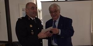 Lions Club de Limeil-Brévannes:                                                      3 000 euros remis à CSP France