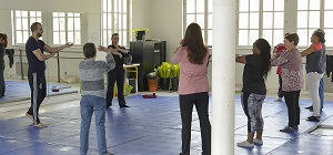 Des cours de self defense