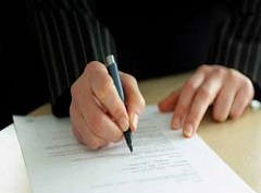 Formalités administratives - Réglementation