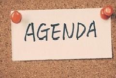 A vos agendas